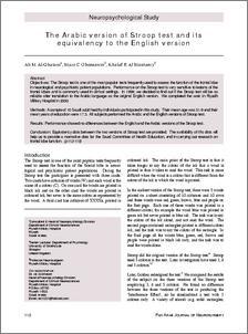 test de stroop laminas pdf