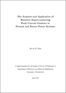 phd thesis on power systems Phd thesis 2017 [23] advanced topological solutions for improving the security of large scale power systems epfl phd theses miscelleanous footer links.