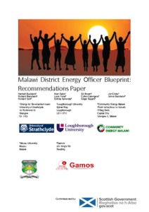 Malawi district energy officer blueprint recommendations paper abstract malvernweather Gallery