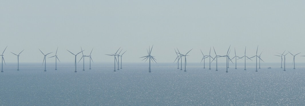 Picture offshore wind farm